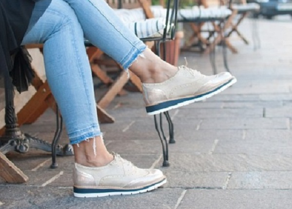 Topánky pri online nakupovaní